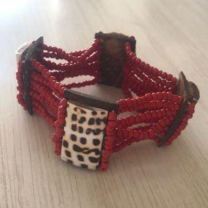 Fun beaded bracelet